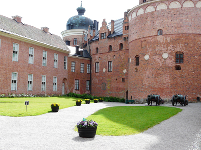 Mariefred Gripsholm